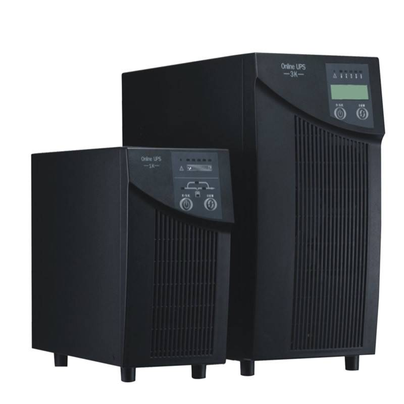 C series 1-3kva high frequency single phase online  ups