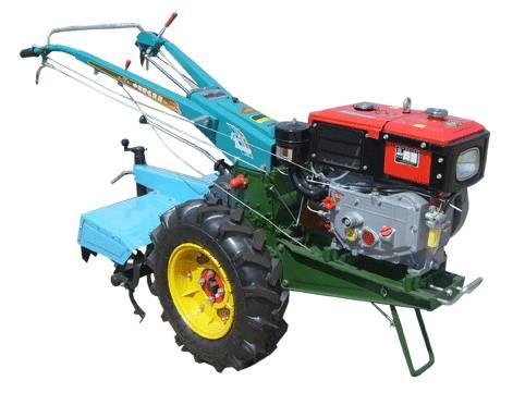 mini walking tractor