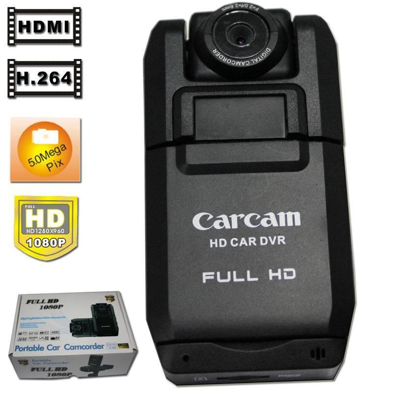 Newest P1000 1080P Anbar solution  car blackbox car recorder car camera