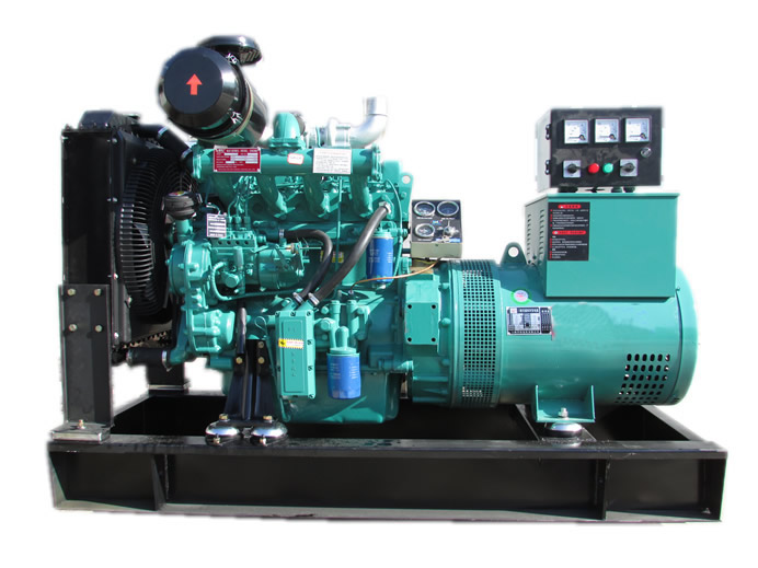 60kva diesel generaotr max 66kva with four cylinder diesel engine competitive price
