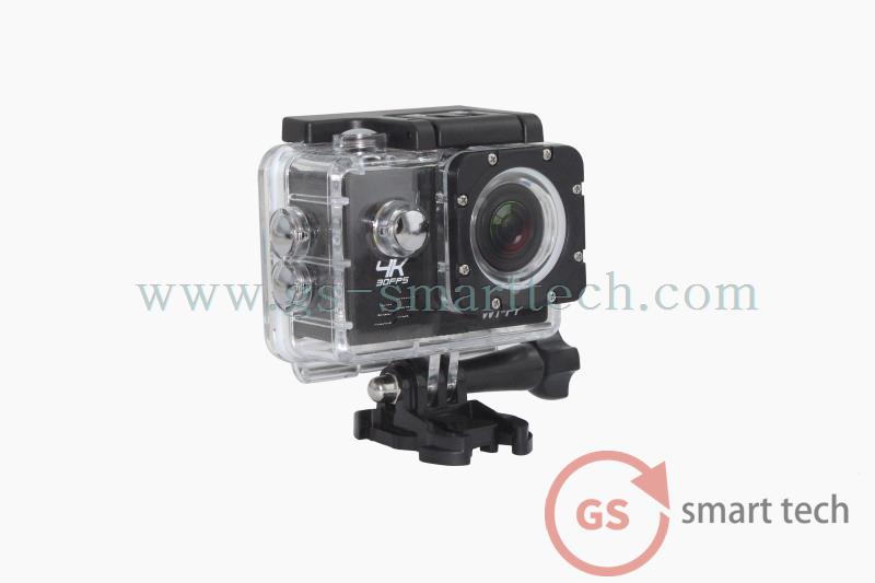 NEW Ultra HD 4K Action Camera 2.0' LTPS LCD Digital Camera Camcorders WiFi Sport DV