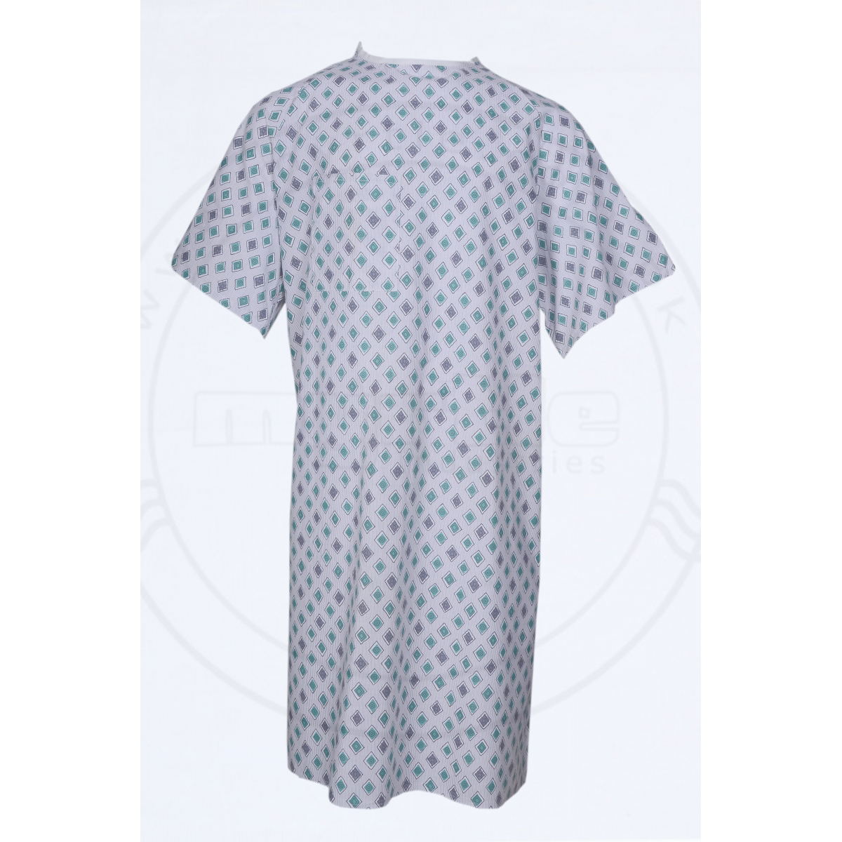 Printed Patient Gown