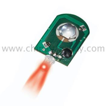 1 Led blinking module for POS project