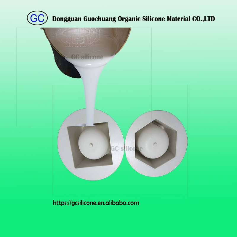tin cure mold making rtv2 silicone liquid for cement pot moulds