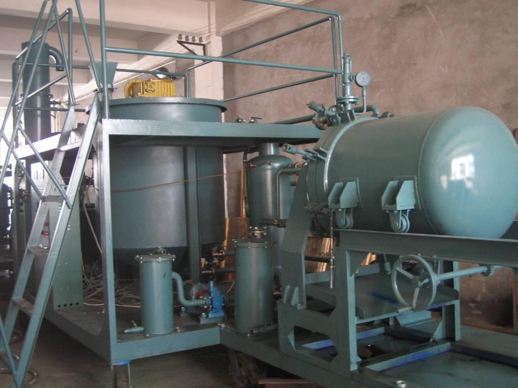 Black engine oil regeneration purifier/Cars oil recycling machine ( MSN: Sarah.Chaw@hotmail.com )