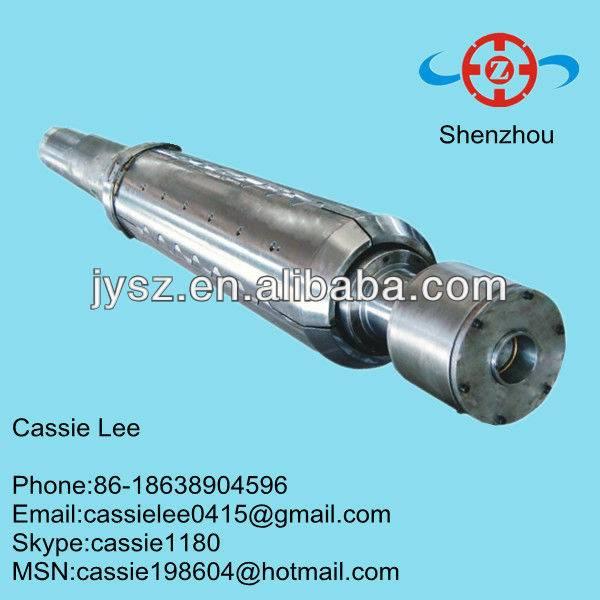 aluminum strip decoiler shaft