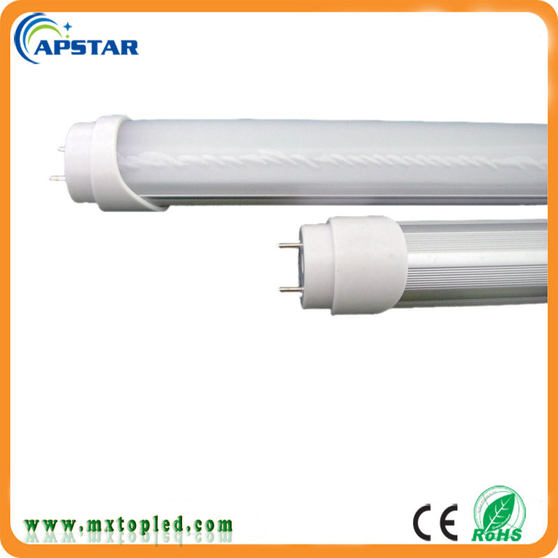 9w 1Quality Control 1.The whole series 8w 24w T8 office/school/market led tube 110lm/w Epistar chip