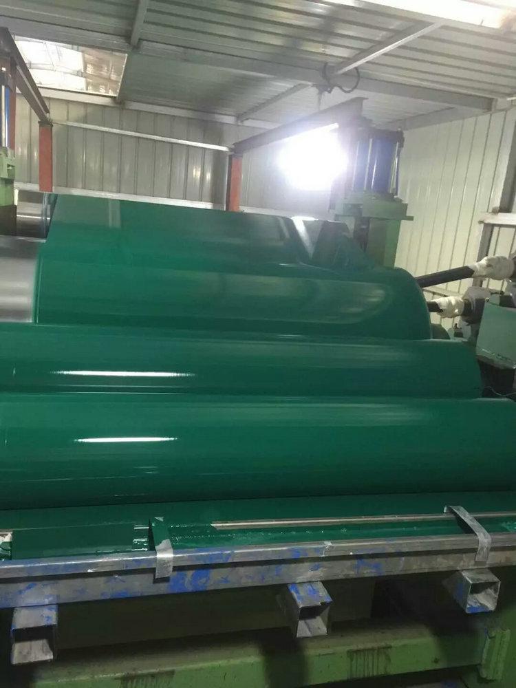 2016 new PPGI prepainted galvanized steel coil