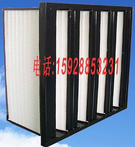 Hospital central air-conditioning filter | air filter made in China | junior high efficiency air fil