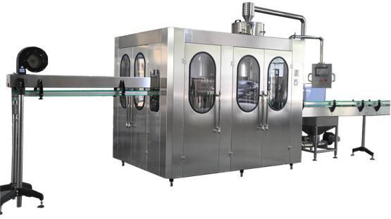 4000BPH PET Bottle Washing&Filling&Capping Machine