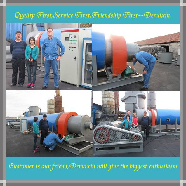 Latest Popular Technology /Used Tire Recycling Machine