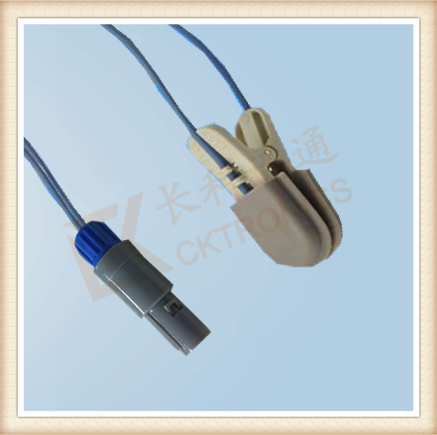 BIOLIGHT 5 Pin Veterinary Animal Use SpO2 Sensor