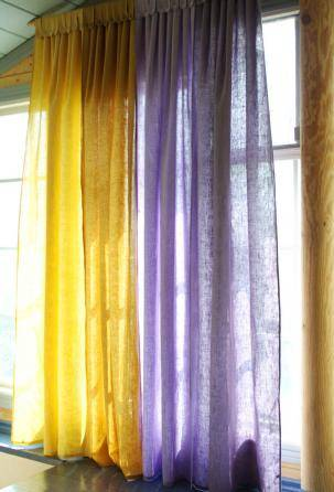 designer linen curtain. 100% linen. High quality. Designed and manufactured in Italy.