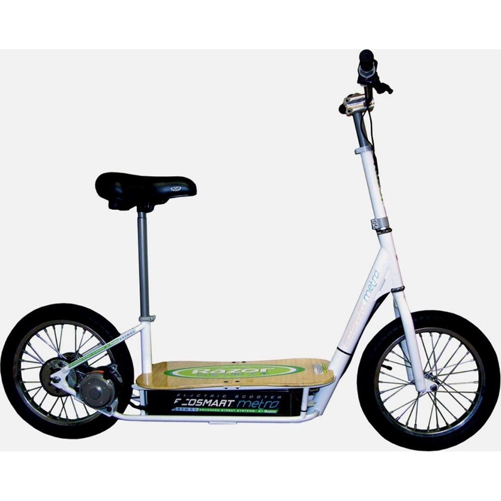 Razor EcoSmart Metro Electric Scooter +14704086638