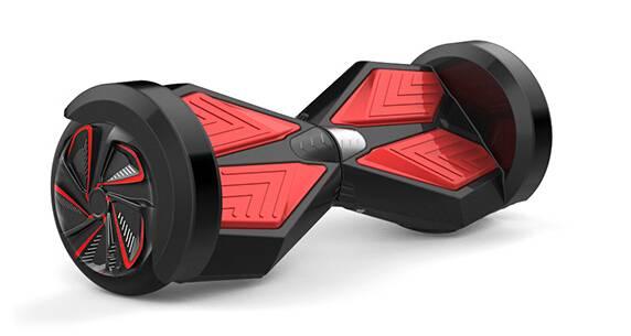 8 inch smart balance scooter   black color
