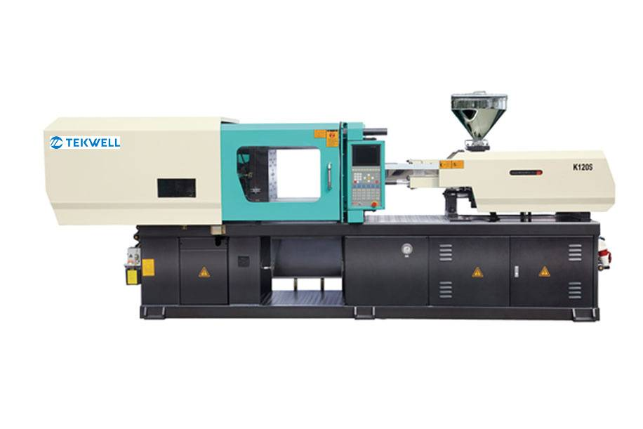 K120S servo motor injection molding machine