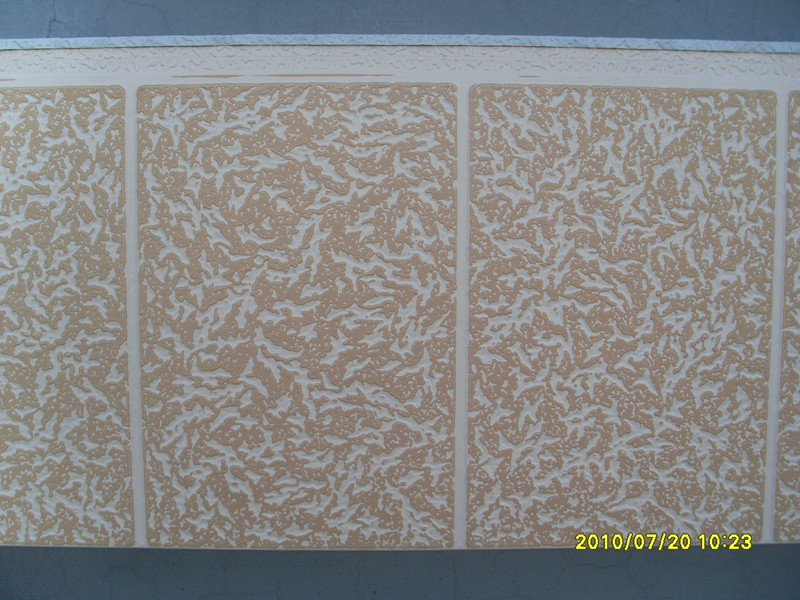Tile Style Insulated Exterior Wall Panel