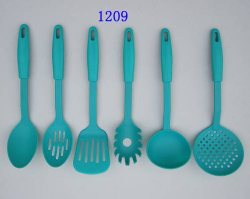 Nylon plastic utensil set cookware cooking tool kitchen ware