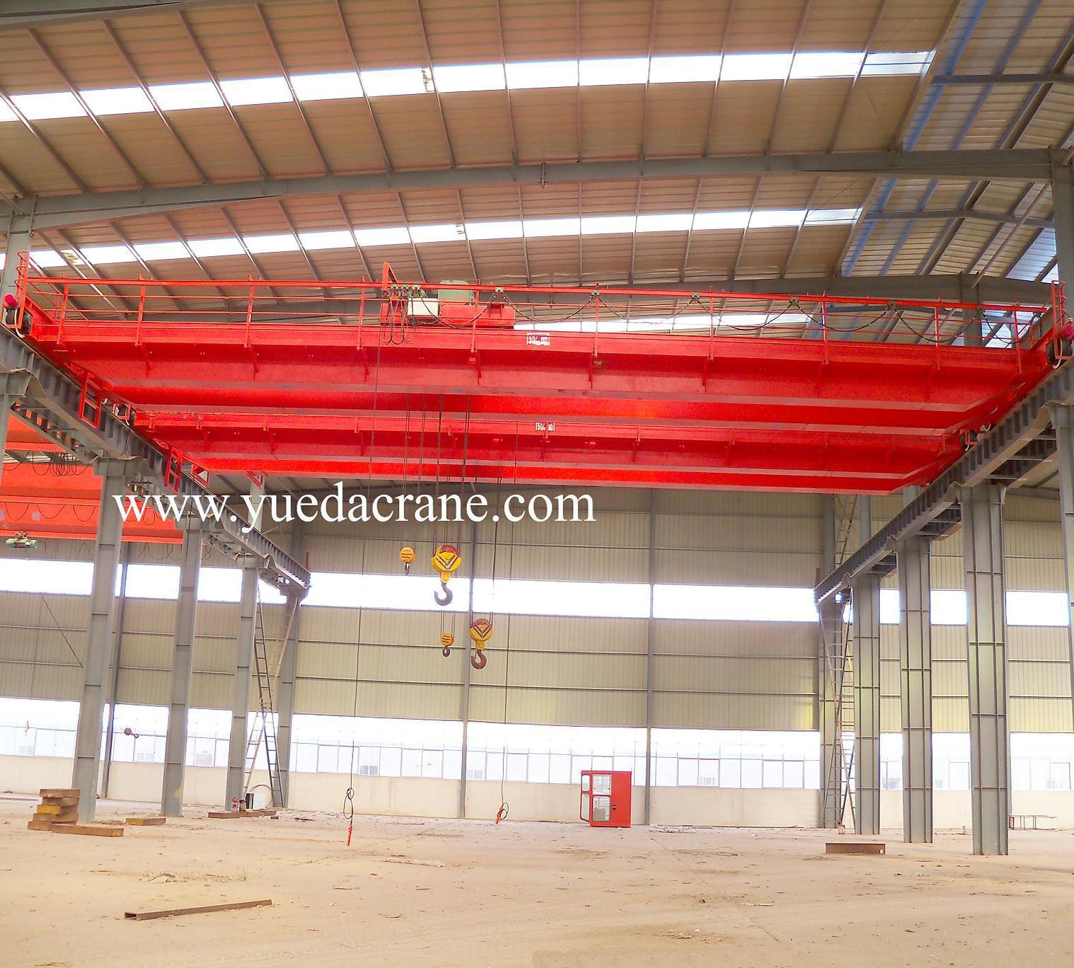 LH Model Double Beam Overhead Crane(Bridge Crane)