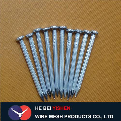 Low Price Hardened steel concrete nail for construction