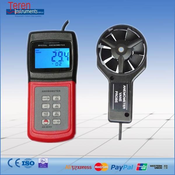AM-4836V  Velocity Meter Wind Speed Meter