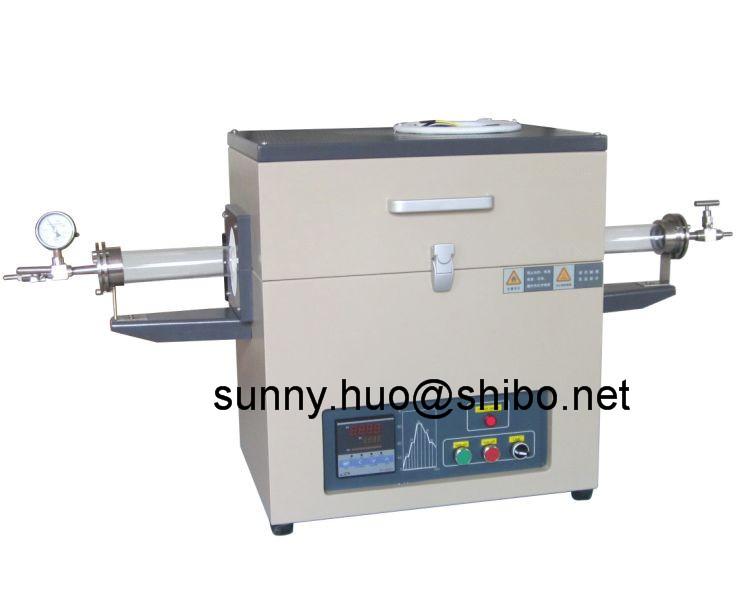 1200C factory price laboratory vacuum tube furnace