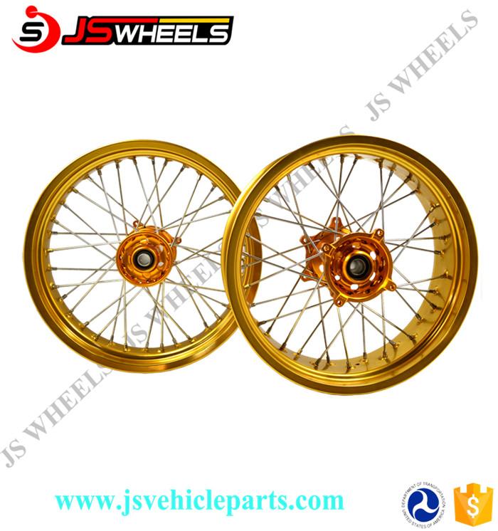2006-2016 Suzuki RMZ 450 RMZ 250 Dirt Bikes Motorcycle Alloy Wheels