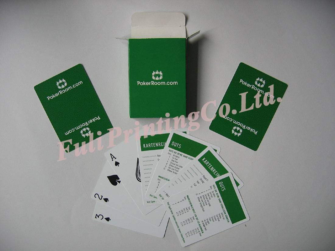 100% new plastic playing cards
