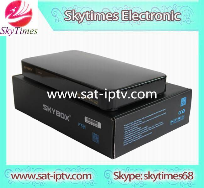 Original skybox F5s HD Skybox F5s GPRS+WIFI+Cccam+Youtube
