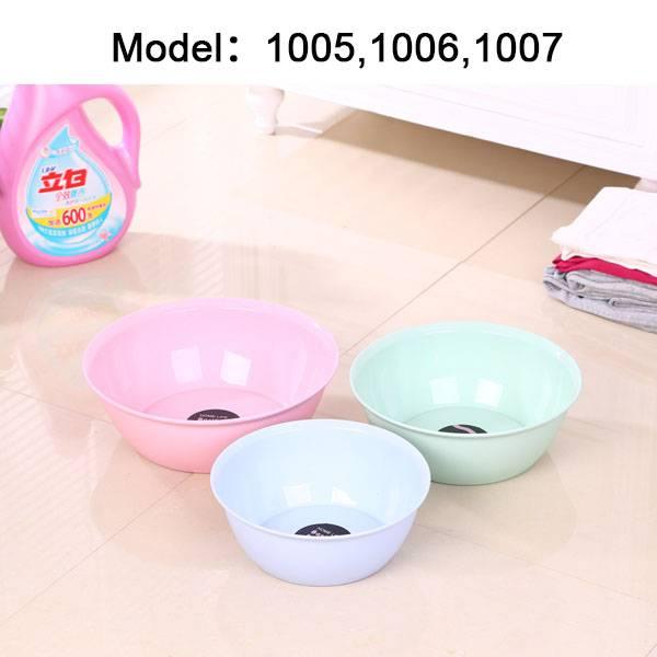 Food grade plastic baby wash basin