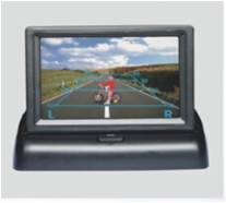 5 inch Universal CCTV TFT Monitor ET-538  LCD