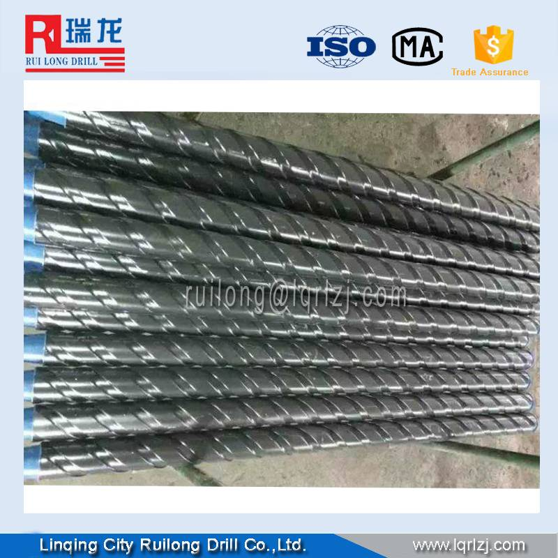 26mm diameter drill rod for mining