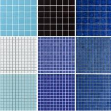 mosaic tiles, ceramic mosaic