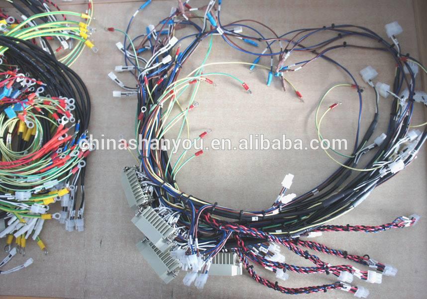 wire harness customized/ molex wire cabl assembl