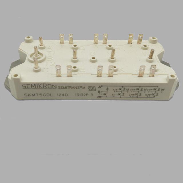 SKM75GDL124D,Semikron Trans IGBT Module
