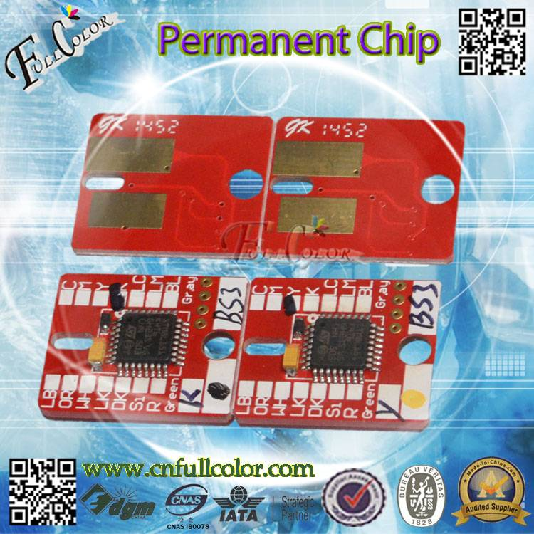 Mimaki LF140 LH100 Permanent Chip for JFX-1631 / UJF-3042 / UJV-160 UV Curable ink