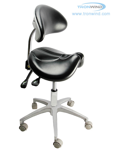 Saddle Chair TS01, Saddle Stool, Dental Stoo, Doctor Stool, Medical Stool, Operating Stool
