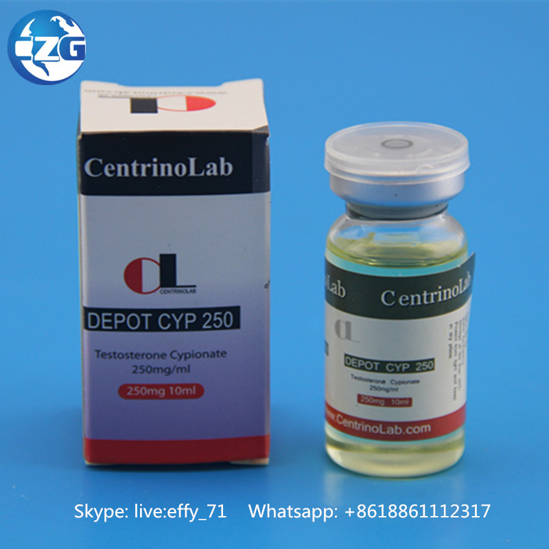 Injectable steroids 250mg/ml Testosterone Cypionate
