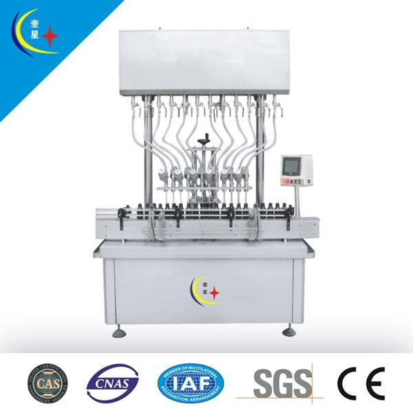 YXT-YG Full-auto gravity liquid filling equipments