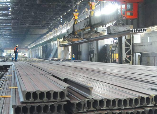 Industrial 22kg Light Steel Rail