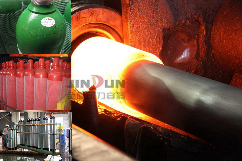 gas cylinder and gas tank