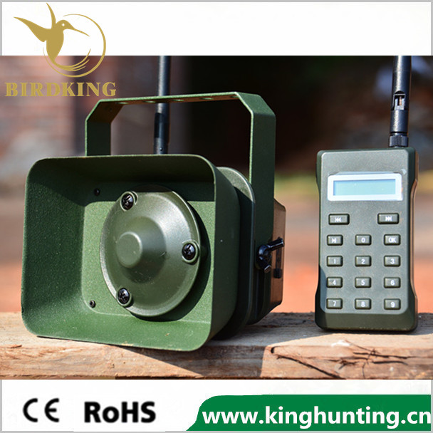 Hunting Decoy Bird Caller Mp3 Sound Loudspeaker Amplifier Remote Control BK1523RT