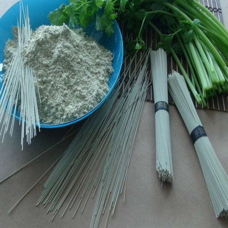 Hand made healthy Celery Noodle