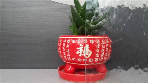 3-6mm clear Patterned glass Aqualite