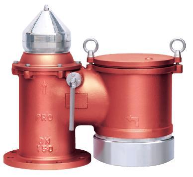 High Velocity Pressure/Vacuum Relief Valve