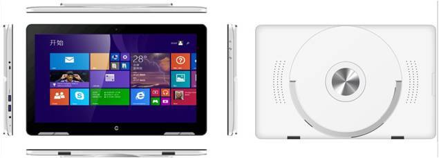 I1314, 14 inch Windows tablet, Quad-core, 1920*1080 IPS, G+G, 2+32G, single camera 5.0MP, metal hous