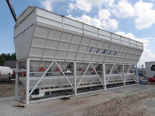 HIGH CAPACITY T-60 (60m3/h) Stationary Plant