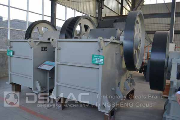 Jaw coal crusher for sale
