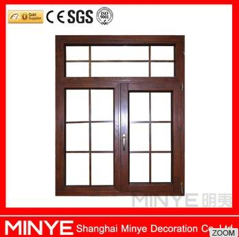 New Product China Windows Minye Price of Aluminum Casement Window