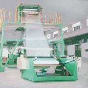 FD-BM800/1100/1600-3 three layers film making machine
